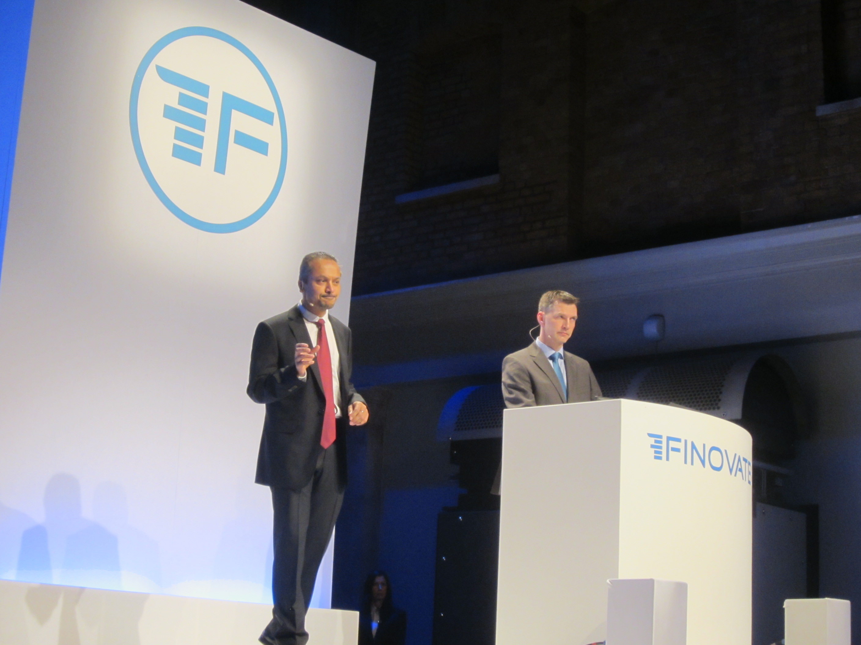 Telliant Systems Attends Finovate, the Latest News from the show!