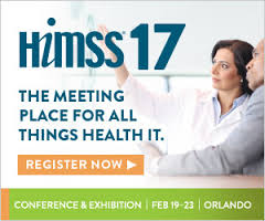 Are you at HIMSS17? What are you missing out?