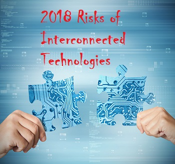 Emerging Interconnected Technology and their Risks