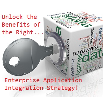 The Benefits of the Right Enterprise Application Integration Strategy
