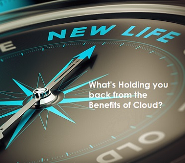 What's holding you back from Cloud Adoption?
