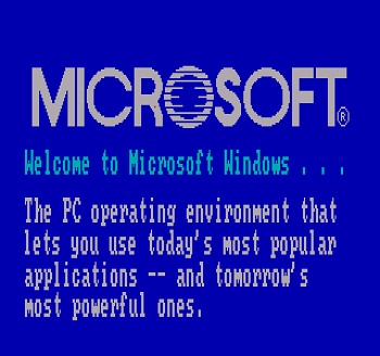 Today is November 20th- The Birthday of Microsoft Windows!