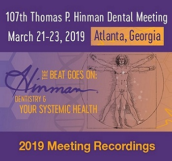 7 Impressive Dental Tech Exhibitors NOT to Miss the 2019 Annual Hinman Dental Meeting!